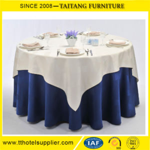 Best Sale and High Quality Banquet Table Clothes pictures & photos