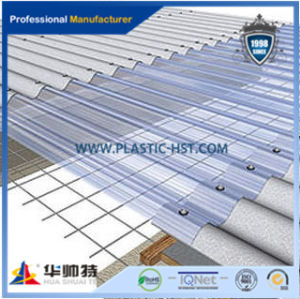Clear Corrugated Plastic Sheets Greenhouse pictures & photos