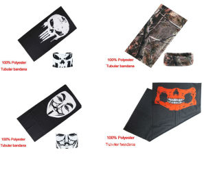 Custom Hot Selling Custom Factory Price Bandana pictures & photos