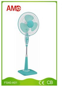 Stand Fan Pedestal Fan with Timer with Light (FS40-1604) pictures & photos