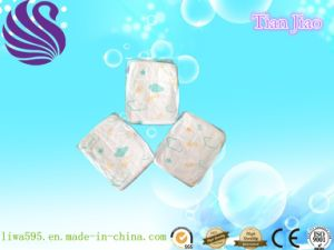 Disposable Baby Diapers in Magic Tape pictures & photos
