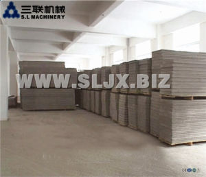 Lightweight EPS Wall Panel Making Machine pictures & photos