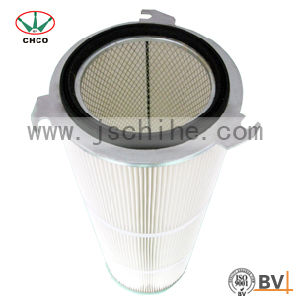 Washable Pleated Polyester Air Filter Cartridge pictures & photos