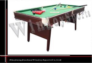 Wj-P-032 6ft Snooker Table