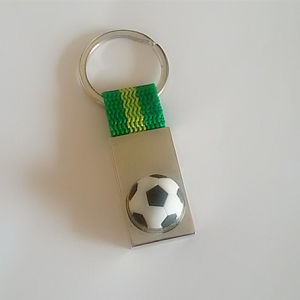 Promotional Souvenir Sport Football Key Chain with Custom Logo (F1396) pictures & photos