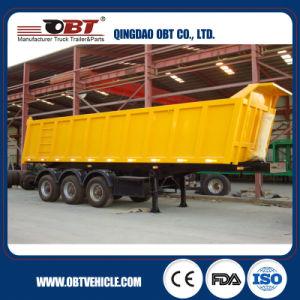 Construction Machine 50 Tons Heavy Duty Dumper Trailer pictures & photos