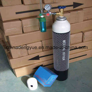Professional Manufacturer Medical Oxygen Cylinder/Medical Gas Cylinder Medical Equipment pictures & photos
