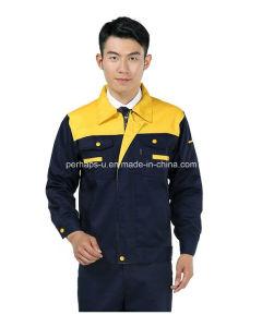 Useful Good Quality Men Working Uniform Suit Long Sleeve OEM pictures & photos