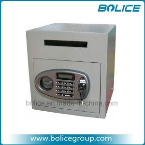 Front Loading Drop Slot Electronic Cash Deposit Safe (STDP45) pictures & photos