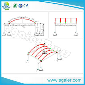Pagoda Roof Truss Tower Truss for Lighting and Speakers pictures & photos