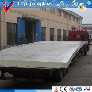 Cast Transparent Acrylic Panel Thickness From 20mm to 500mm