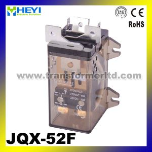Power Relay 12V 24V 220V Jqx-52f Power Relay Module Electric Relay pictures & photos