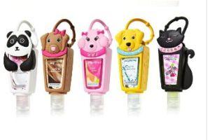 1oz Bath Body Works Silicone Hand Sanitizer Holder/Hand Sanitizer Holder/Hand Gel Sanitizer for Travel