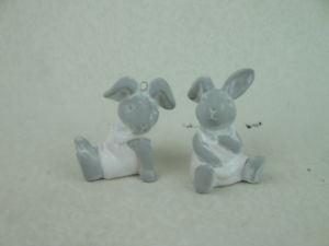 Home Decor Figurine Ceramic Rabbit Decoration pictures & photos