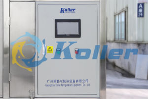 5tons/Day Fast Freezing and Stable Capacity Cube Ice Maker (CV5000) pictures & photos