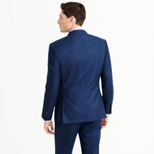 OEM Wholesale Custom Latest Design Double Breasted Suits for Men pictures & photos