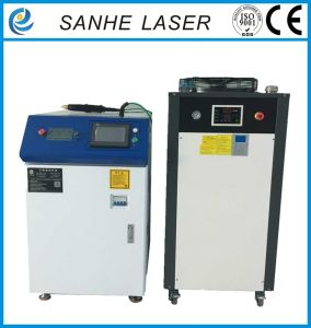 300W/400W 4D Automatic Fiber Laser Welding Machine with Ce ISO pictures & photos