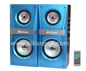 2015 New Home Theater System Ailiang Usbfm-E011