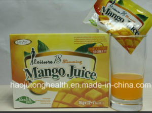 100% Original Leisure 18 Slimming Weight Loss Mango Juice pictures & photos