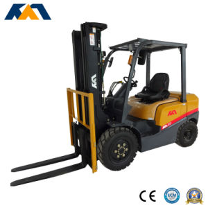 3.5ton Diesel Forklift Tcm Appearance with Mitsubishi Engine for Sale pictures & photos