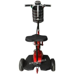 250W/350W/500W Brushless Three Wheel Electric Mobility Scooter pictures & photos