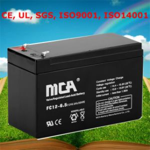 12V Rechargeable Battery Backup Power Battery Power up pictures & photos