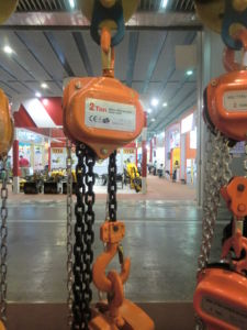 Vt Chain Pulley Block Manual Chain Lifting Hoist pictures & photos