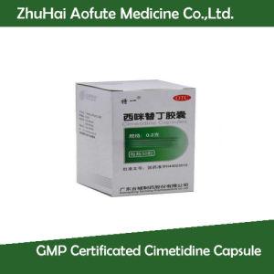 GMP Certificated Cimetidine Capsule pictures & photos