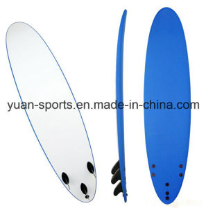 Blue Colour Popular Soft Top Surfboard for Wholesale pictures & photos