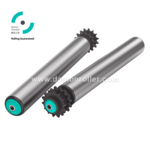 Double Sprocket Accumulating Conveyor Roller (3214/3224) pictures & photos