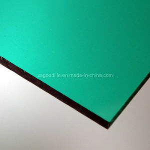 Lexan Formable Polycarbonate Sheet for Skylight pictures & photos