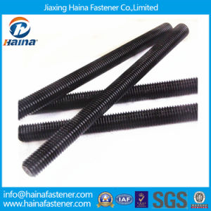 Medium Carbon Steel 8.8 Grade Metric Threaded Rod pictures & photos