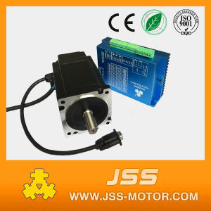 12n. M Encoder Motor, NEMA 34 Stepper Motor with Encoder, Servo Motor pictures & photos