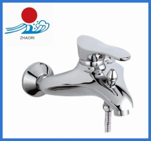 Hot and Cold Water Bath-Shower Mixer Tap Faucet (ZR22201) pictures & photos