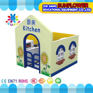 Supermarket House/Wooden Kids Playhouse /Children Play House (XYH12140-8) pictures & photos