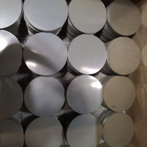 410 Ba Circle Cold Rolled Stainless Steel Circle pictures & photos