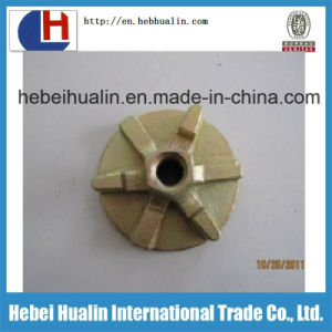 Good Quality Wing Nut 100mm and 90mm for Tie Rod Cheaper Price pictures & photos