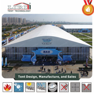 Two Floor Tent Double Decker Tent Two Storey Tent as Outdoor Exhibition Event Party pictures & photos