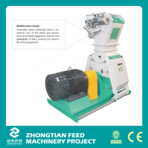 Animal Feed Machine/Griding /Automatic Hammer Mill Feed Grinder pictures & photos