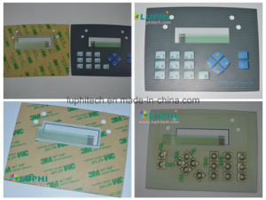 Metal Dome Tactile Control Keypad Membrane Switch pictures & photos
