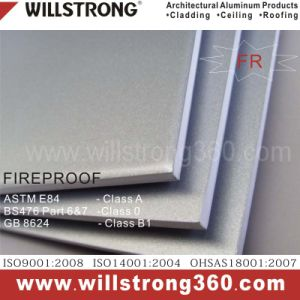 Willstrong 6mm Thickness Fireproof Aluminum Composite Panel/ACP pictures & photos