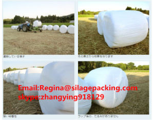 Hay Bale Wrap Film pictures & photos