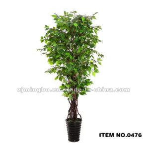 Artificial Ficus Tree Fake Banyan Tree 0476