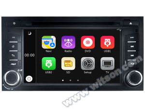 Witson Car DVD Player with GPS for Seat Leon 2014 (W2-D6570) pictures & photos