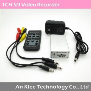 1 Channel Mobile Video Recorder for Vehicles