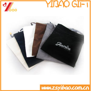 High Quality China Factory Promotion Velvet Bag (YB-LY-VE-07) pictures & photos