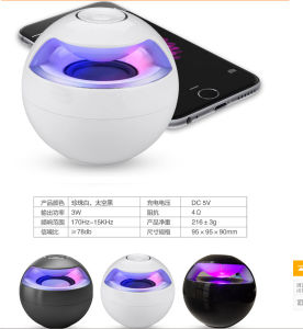 Blue Tooth Wireless Mini Speaker pictures & photos