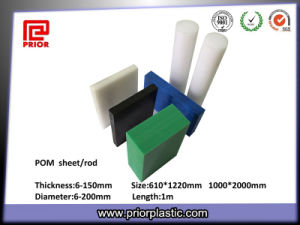Engineering Plastic POM Sheet with High Surface Hardness pictures & photos