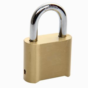 50mm Brass Combination Padlock (1621) pictures & photos