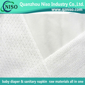 Sanitary Pad Top Sheet Raw Materials Perforated PE Film pictures & photos